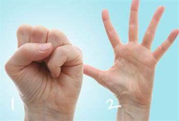 Osteoartrit İçin Tedavisi El ve Parmak Egzersizleri