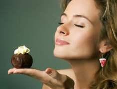 Aklınız Çikolatada