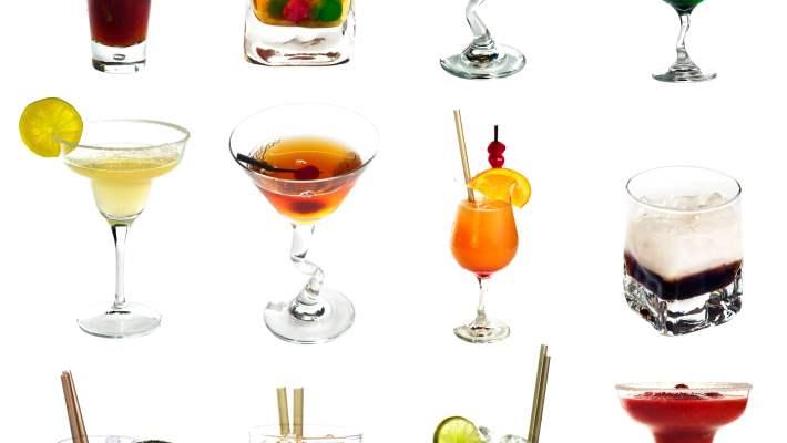 10 Hafif Kokteyl Tarifi