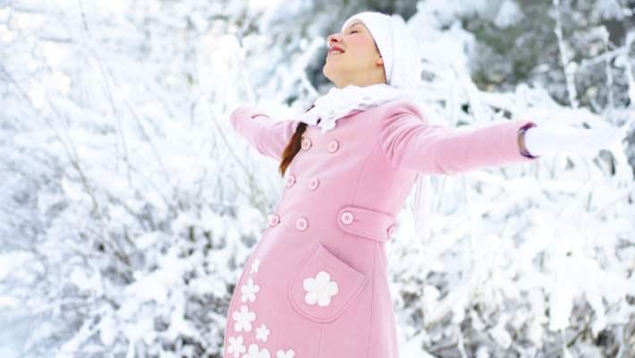Kış Mevsiminde Hamilelik