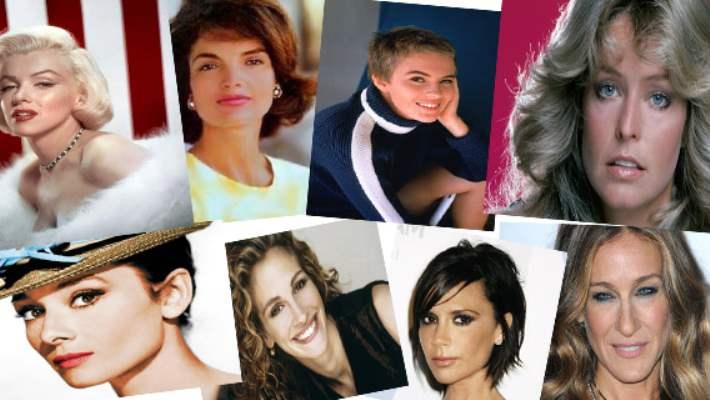 Efsaneleşmiş Saç Modelleri
