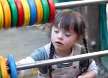 Down Sendromlu Çocuklarda Yürümeye Yardımcı Egzersizler
