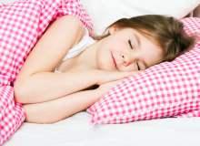 Daha Çok Uyuyan Çocuklar Daha Az Kalori Alıyor