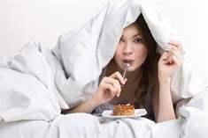 Uyku Öncesi Yememeniz Gereken Yiyecekler