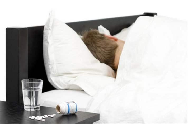 Efsane: Uyumadan Önce Ağrı Kesici İçmek