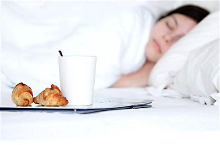 Ne Yediğiniz Nasıl Uyuduğunuzu Etkiler
