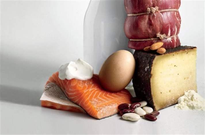 Daha Fazla Protein Yiyin