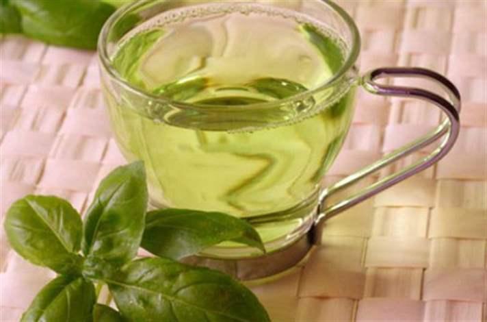 Yeşil Çay İçin
