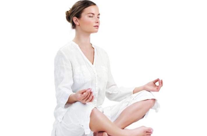 Meditasyon yapın