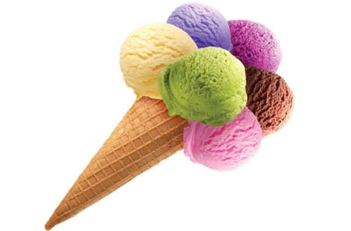 Dondurma (Buzlu Şekerlemeler)