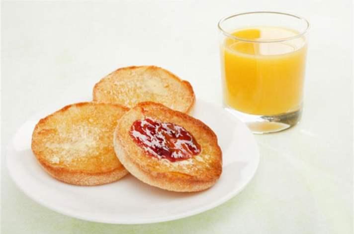 9. Kahvaltıda tatlı yemeyin