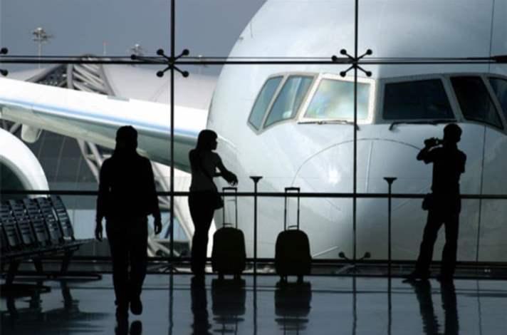 Uçak yolculuğuna dikkat