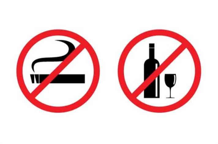 1. Sigarayı ve alkolü bırakın
