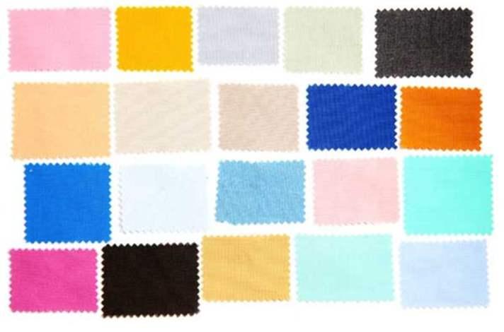 Kumaş ve Renk Seçimi