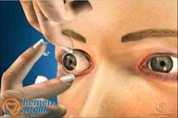 Kontakt Lensle ilgili bilgilendirici video