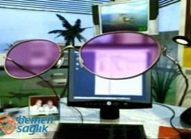 Tek Görüşlü Yakın Gözlük Camları