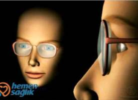Yüksek İndeksli Lensler