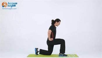 Heryerde kolayca yapabileceğiniz egzersiz programı