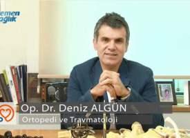Diz protezi sonrası dönem nasıl geçer?
